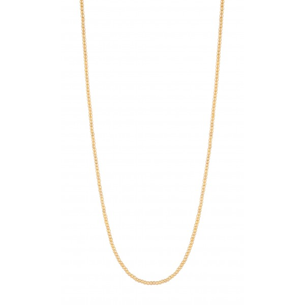 Essentials Birch necklace in gold