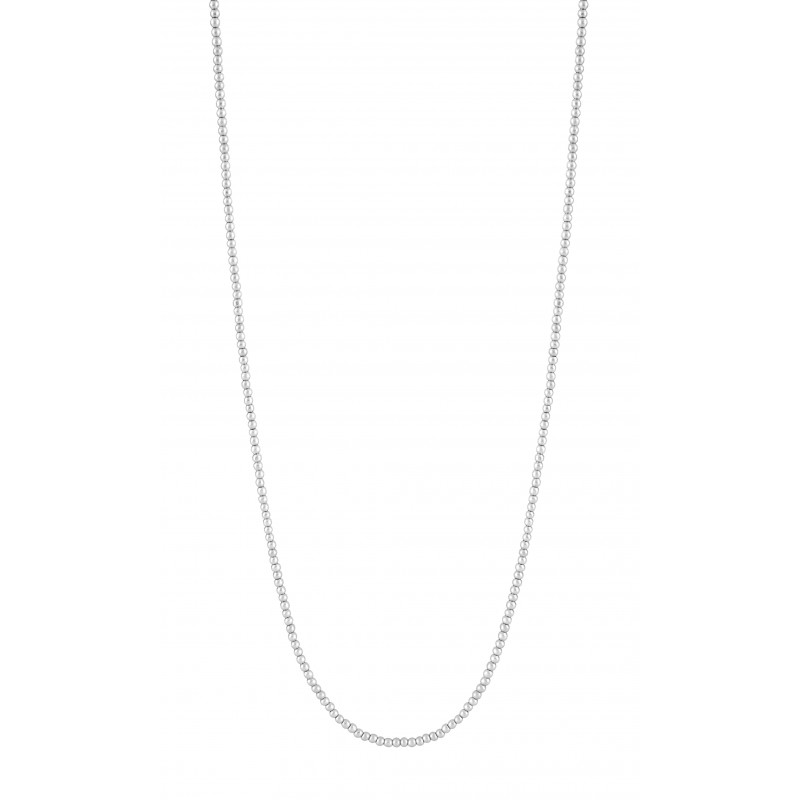 Essentials Birch necklace in silver