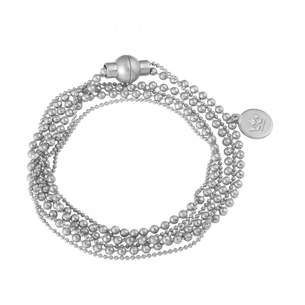 Essentials Figen bracelet in silver