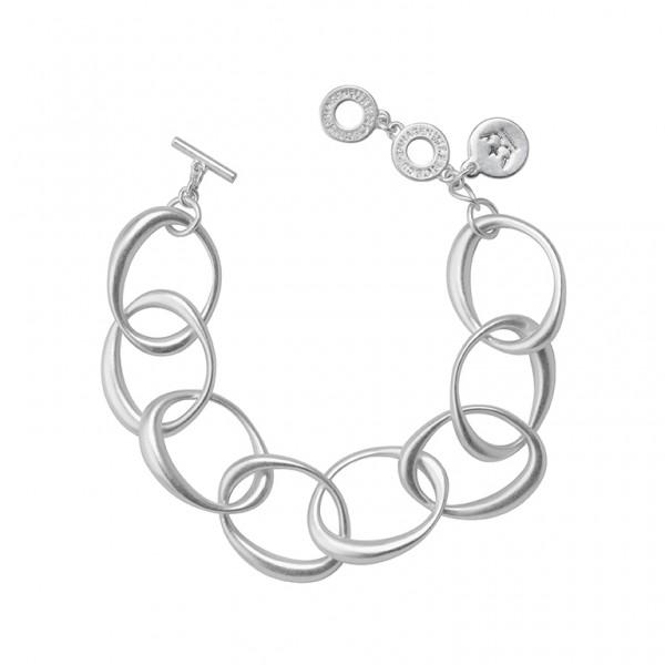 KBS Bracelet in Plated Silver