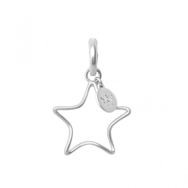 The Soul Charm in Plated Silver