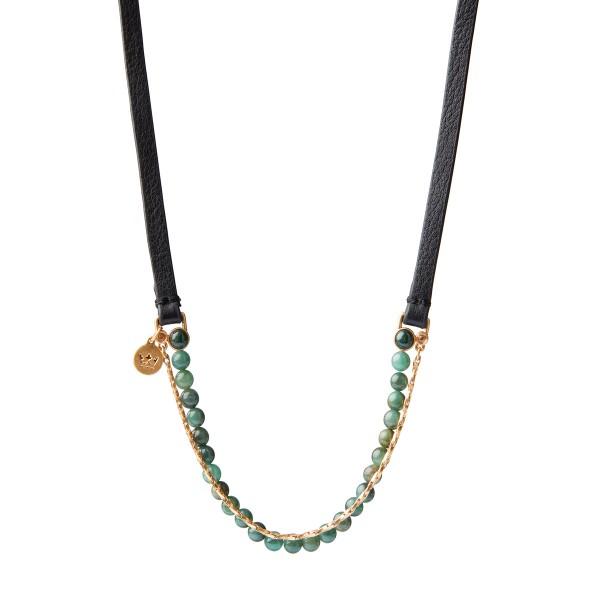 Fairytale Misty Forest Bracelet/Necklace in Gold