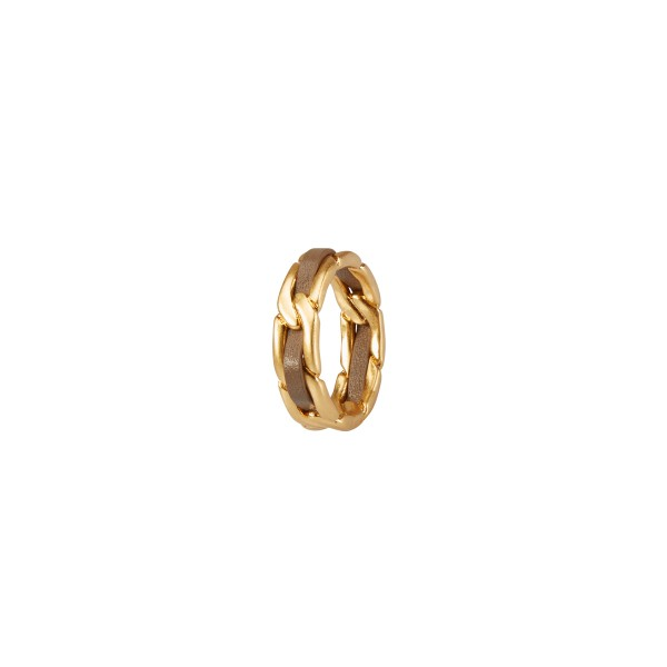 Poem Naja Ring in Gold