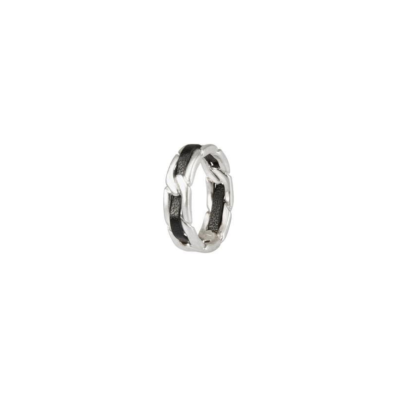 Poem Naja Ring in Silver
